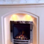 Marble fireplaces in Worsley