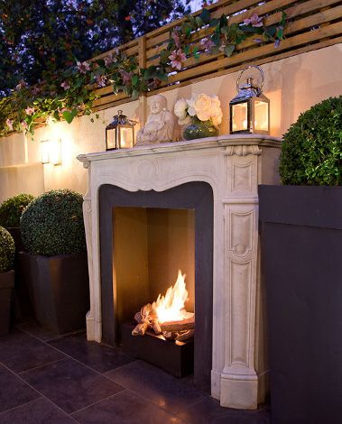 7 Of The Most Perfect Outdoor Fireplaces Elb Fireplaces