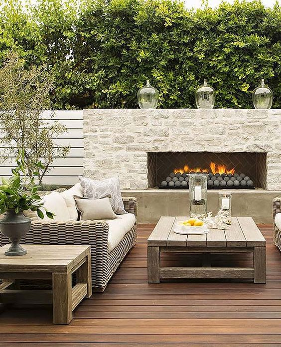 7 of the most perfect outdoor fireplaces elb fireplaces rh elbfireplaces co uk
