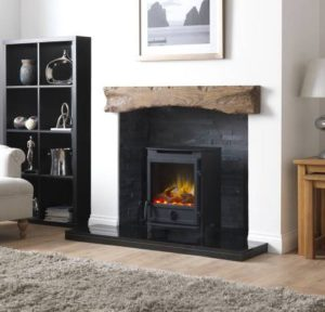 The Fireline FX 5 hassle-free stoves - ELB Fireplaces