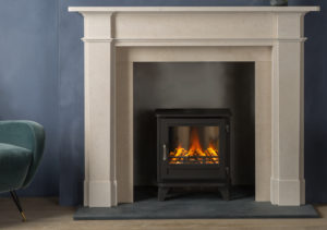 The Chesney Salisbury hassle-free stoves - ELB Fireplaces