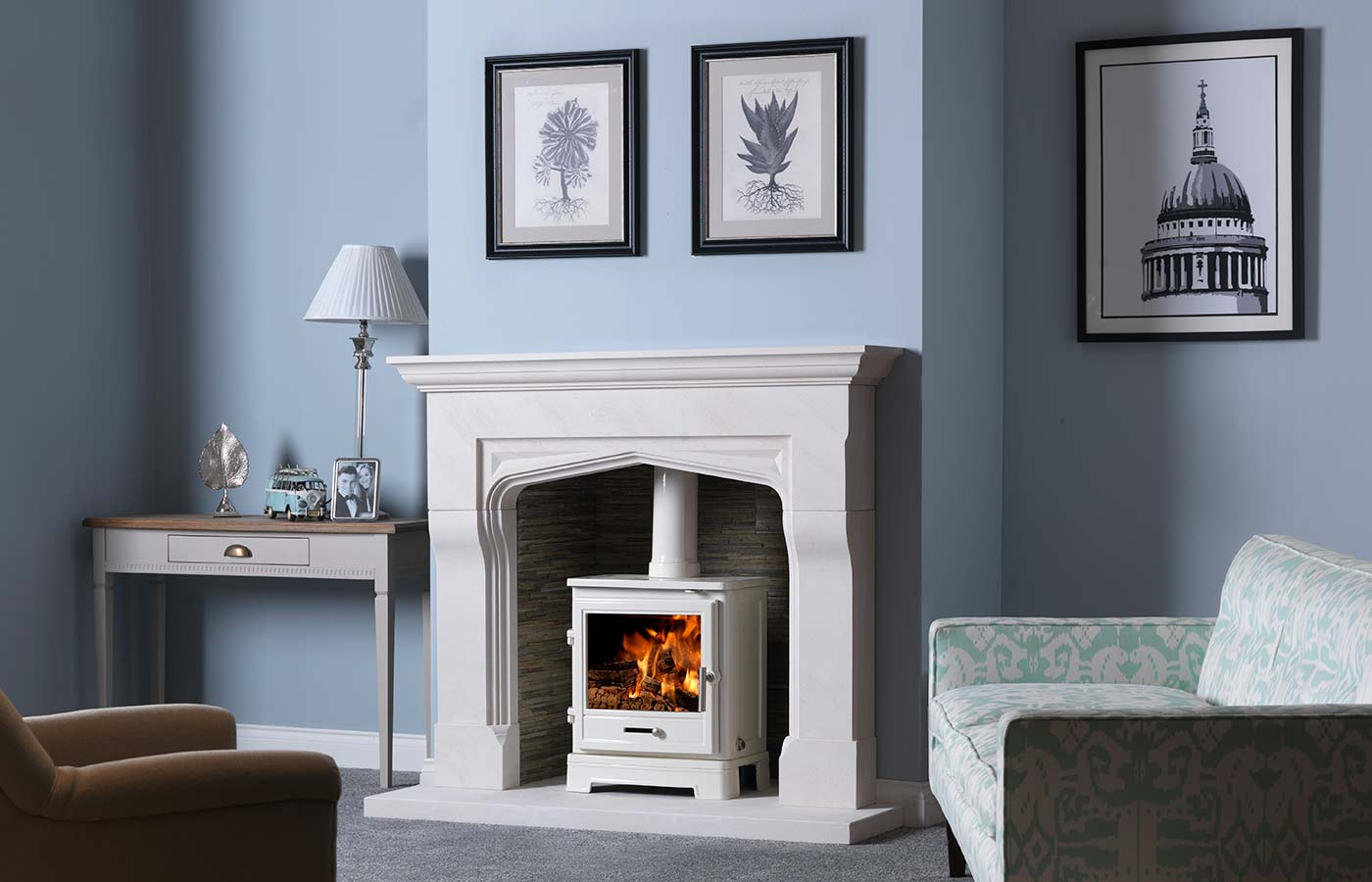 The Beaufort Fireplace