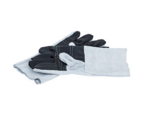 leather gloves - ELB Fireplaces