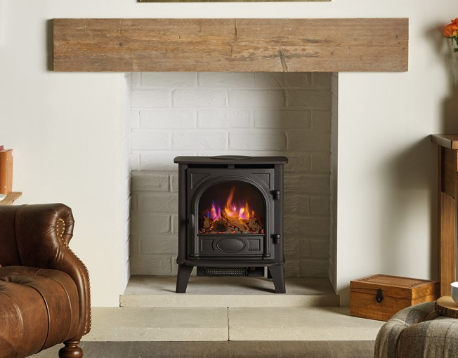 Gazco Stockton5 electric stove