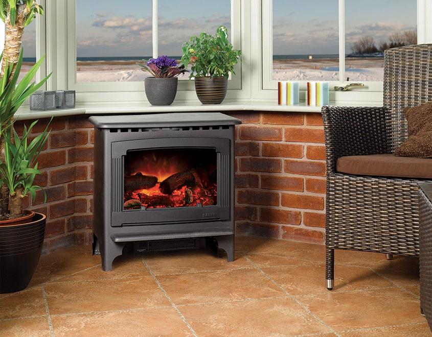 Gazco Marlborough electric stove