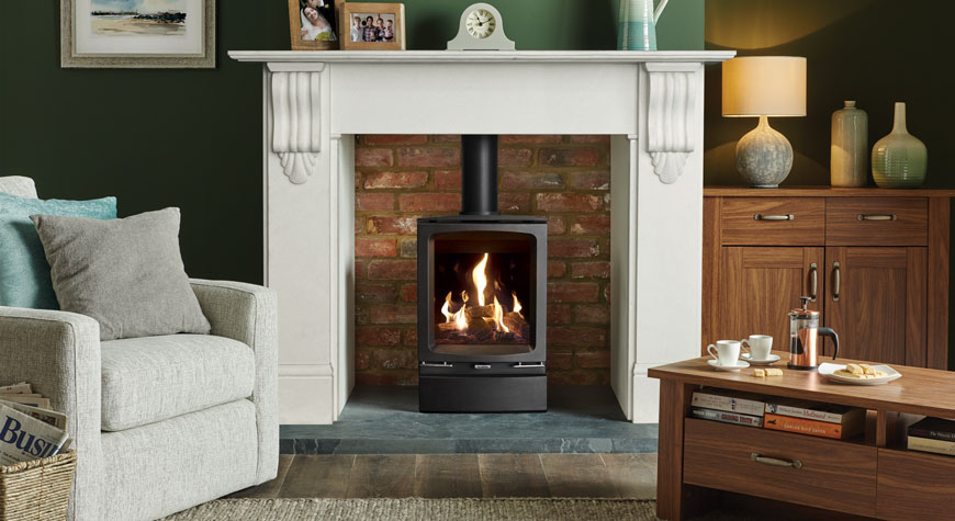 Gazco Vogue gas stoves