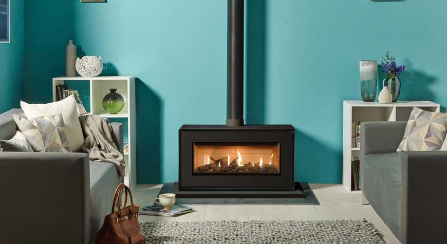 Gazco Studio gas stove