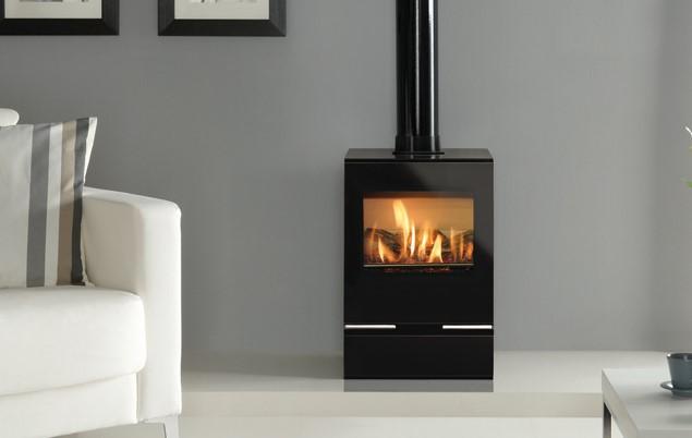 Gazco Riva Vision gas stove